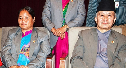सभामुख र उपसभामुखद्वारा राजीनामा