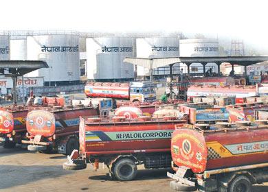 निगमले भन्यो- 'तेल सकियो' सरकारले वैकल्पिक उपायबाट इन्धन नल्याए वितरण  सहज नहुने