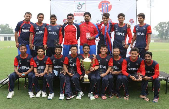 अपराजित रहँदै नेपाल यु–१९ विश्वकप क्रिकेटमा