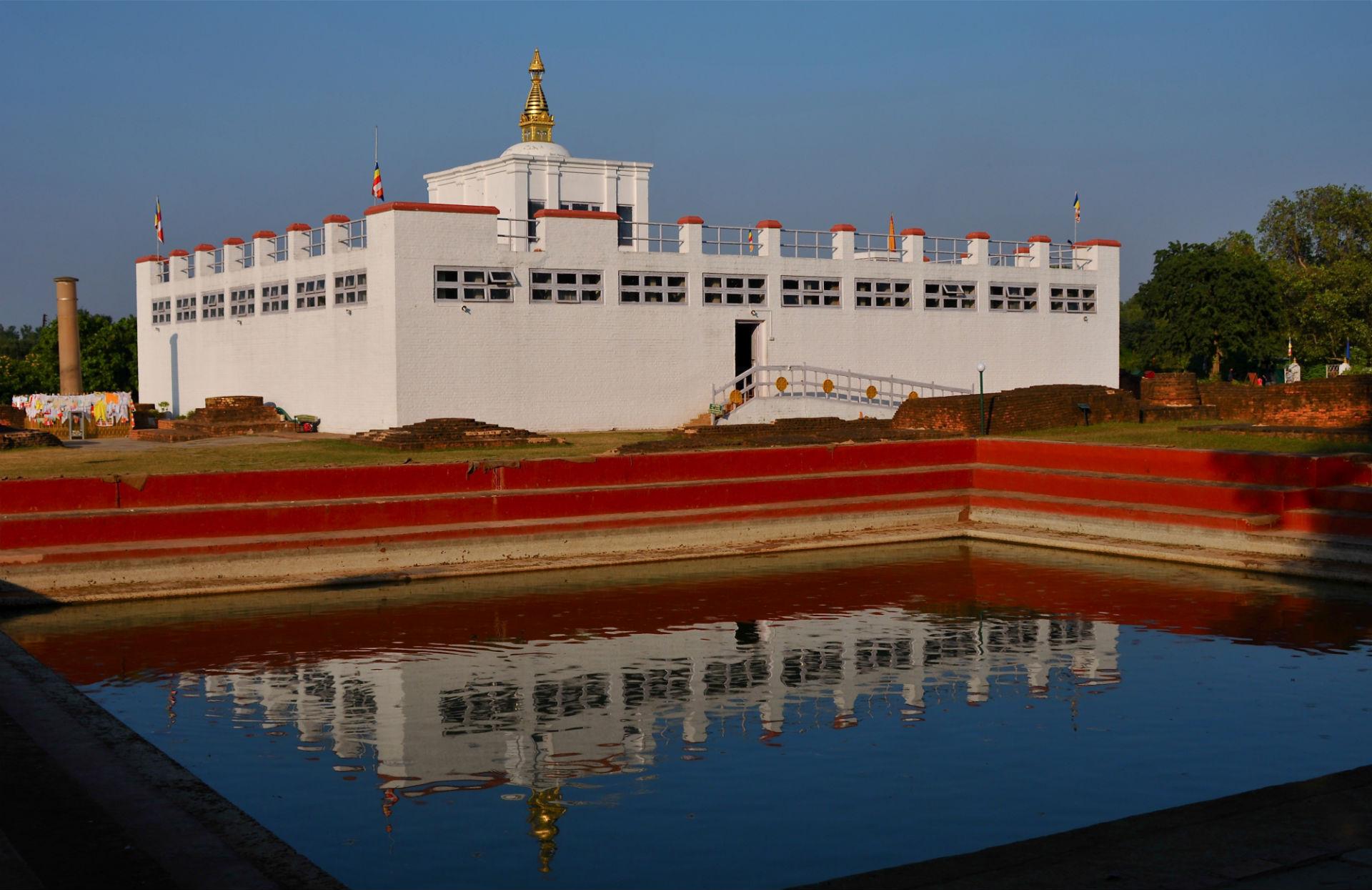 मधेश बन्दको मारमा लुम्बिनी,पर्यटकको संख्या घट्यो