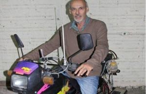 pani wala bike