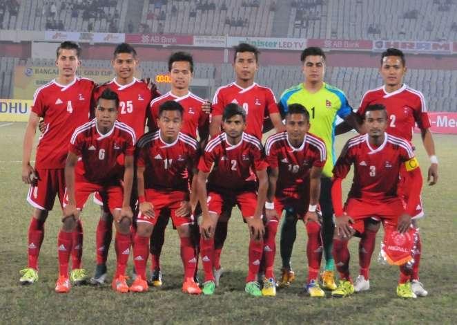 नेपाल बंगबन्धु गोल्डकप फुटबलको उपाधि नजिक