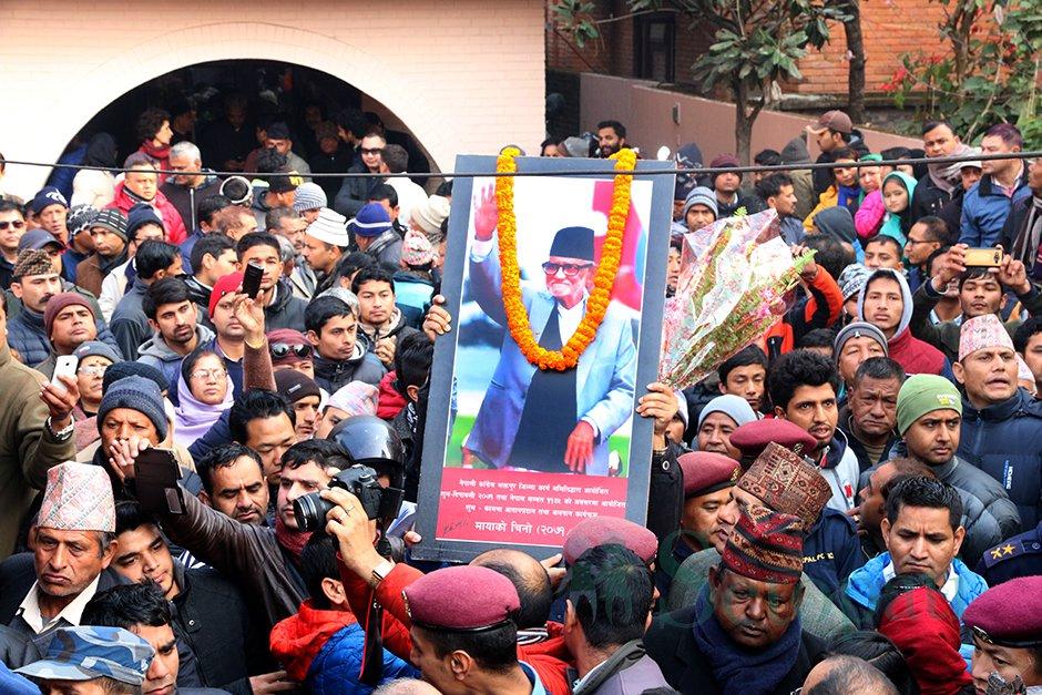 स्वर्गीय कोइरालालाई राजकीय सम्मानसहित अन्तिम विदाइ गरिने,बुधबार सार्वजनिक विदा , श्रद्धाञ्जली दिन भारतीय विदेश मन्त्री सुष्मा स्वराज काठमाडौं