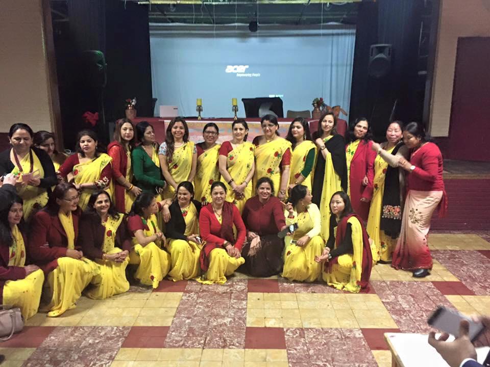 एन आर एन महिला फोरमले नेपालमा टेम्पो प्रदान गर्ने