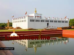 चिनीयाँ नागरिकको मुर्ति लुम्बिनी आयो