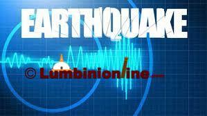 आधा घण्टामा तीन भूकम्प