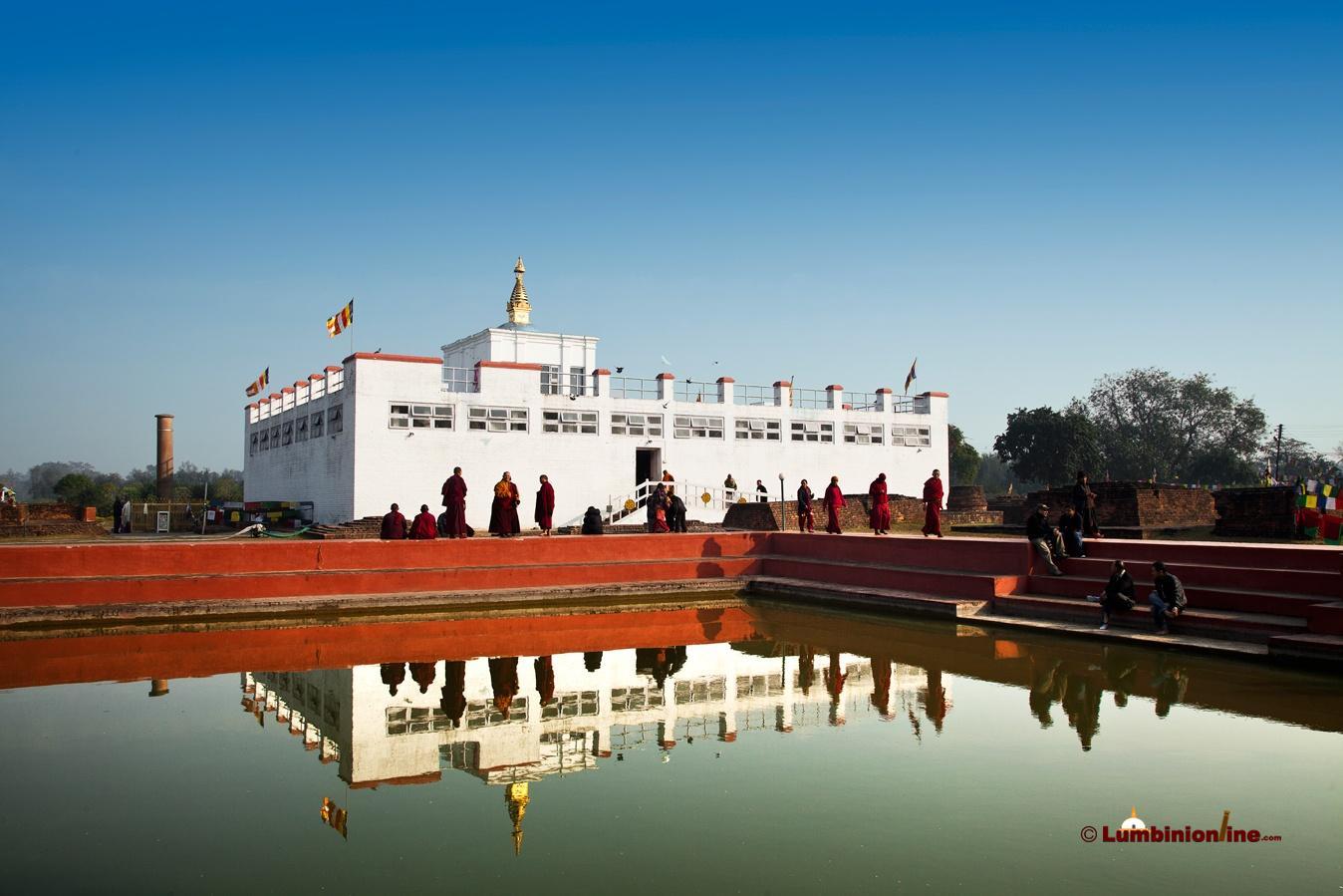 धार्मिक पर्यटनको महत्वपूर्ण गन्तव्य नेपाल