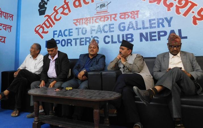 नेपाली भूमिको विषयमा गम्भिर नभए सरकार विरुद्ध आन्दोलन गर्ने चेतावनी