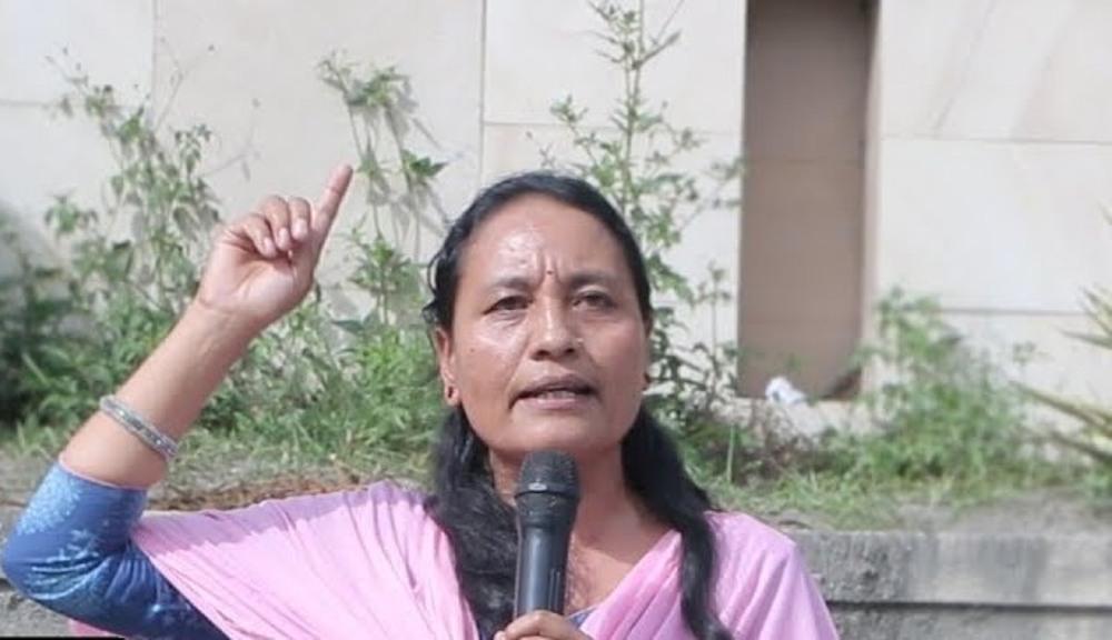 राजमो निकट महिला संघको राष्ट्रिय सम्मेलन सम्पन्न : अध्यक्षमा पुन र महासचिवमा राना