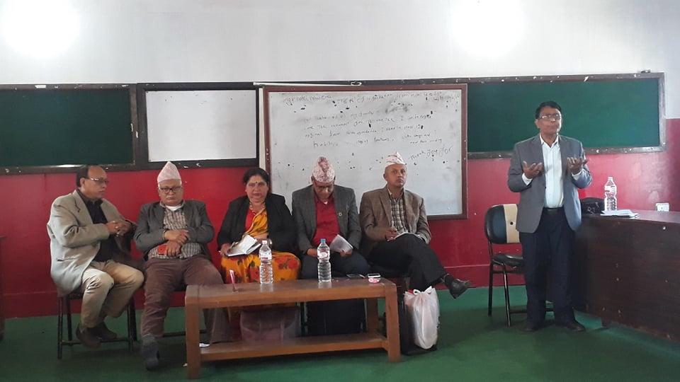रिब्दीकोटको कलासंस्कृति जगेर्ना गर्न भैरबस्थानमा दोस्रो 'सांस्कृतिक महोत्सव'