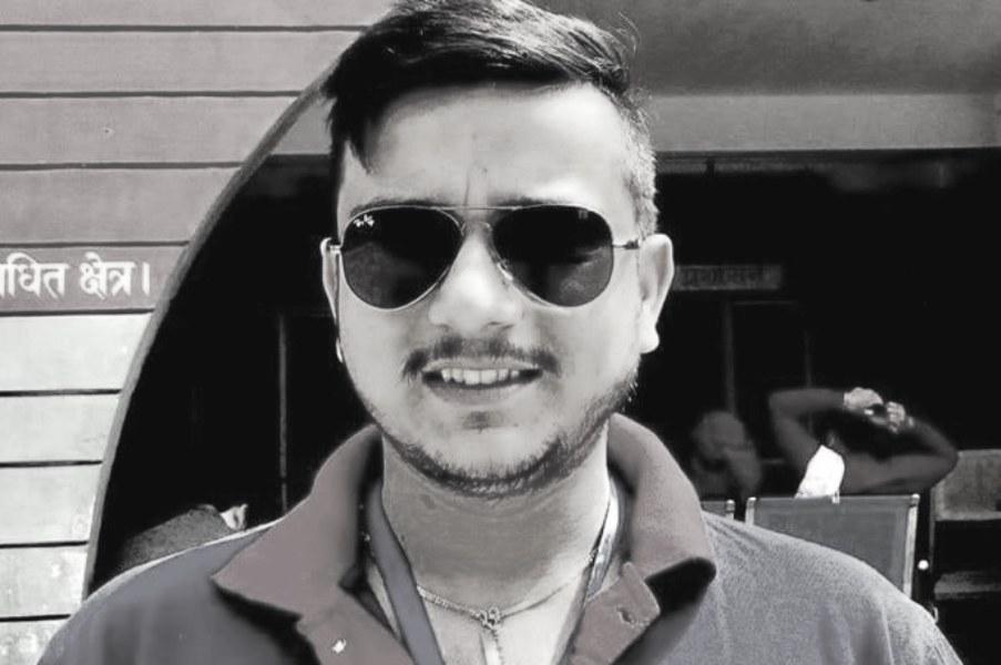 पत्रकार कृष्णबाबु पाण्डेको दुर्घटनामा परि निधन : पत्रकारका संघसंस्थाद्वारा दुःख व्यक्त