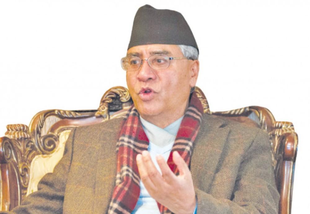 नेपाली काँग्रेस सांसदलाई सभापति देउवाको निर्देशन : 'दशैं भत्ता फिर्ता गर्नुहोस्'