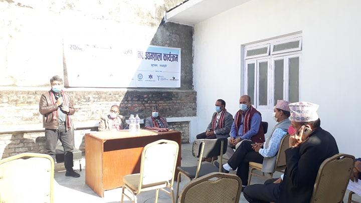 विजनेश ईन्कुवेशन कार्यक्रमको कार्यालय उद्घाटन : उद्यमशिलता बिकासमा योगदान पुग्ने विश्वास