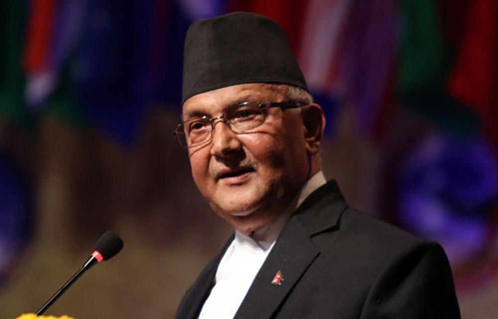 एमाले अध्यक्ष ओलीले भने–'माधव नेपाल मुख्य अपराधि हुन, पार्टीमा ठाउँ छैन'