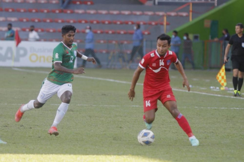 नेपाल पहिलो पटक साफ च्याम्पियनसिपको फाइनलमा